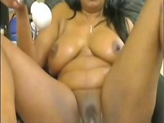 Horny Fat Chubby Indian Gf Masturbating And Squirting On