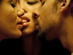 Indian Threesome Sex Scene