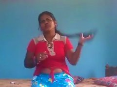 Indian Junior Couple Energetic Sex Act
