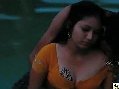Indian Girl Mamatha Enjoy At Swimming Pool Teen99 Indian Short Film