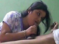 Cute Bhabhi Sucking Lover Cock Free Indian Porn Video 33