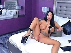 Sex Toys Shaved Indian Fisting Part 1