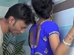 Navel Hd Desi Bhabhi Romance With Delivery Boy Gram Romance Ii Hindi Hot