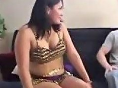 Cute Indian With A Bush Gets Creampied