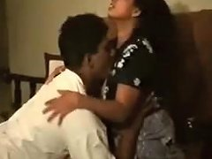 Indian Aunty Fucking With Neighbour Mate