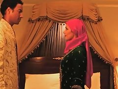 Indian Bhabhi First Night Young Newly Married Young Arab Couple