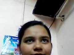 Indian Girl Friggs On Skype