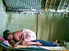 Amateur Indian Couple Spy Cam