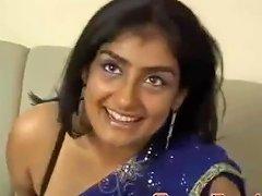Desi Indian Sexy Bhabi Sucking And Fucking