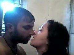 Leaked Mms Taking Bath Kissing Like A Desperate Slut
