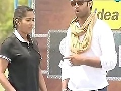 Indian Women Breathholding Contest