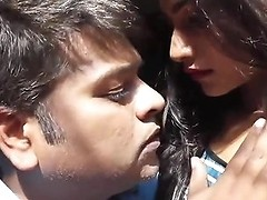 Romantic Young Girl Is Friends Sister Hindi Hot Short Movi