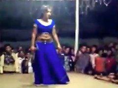 Indian Femdom Dance Live In Public