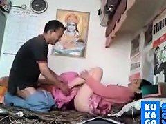 Desi Bhabhi Fucked By Neighbor Nuvid