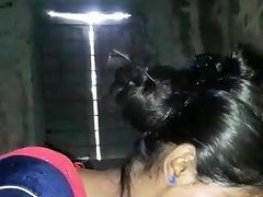 Sexy Gujarati Bhabhi Sucking Lover Dick With Clear Audio